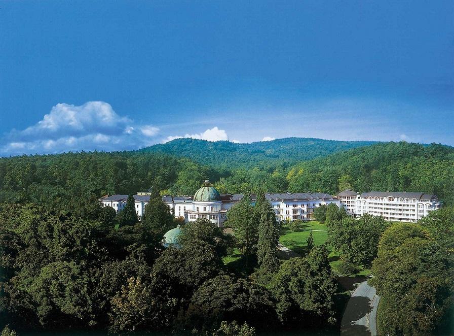 Bad Wildungen, Hotel und Umgebung