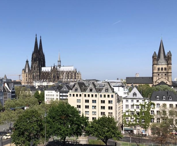 Köln Weihnachten-Silvester